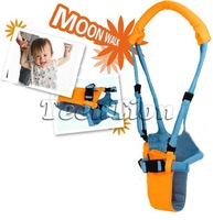 5 pcs/lot Free shipping NEW Baby Toddler Harness Walk Learning Assistant moon Walker baby belt