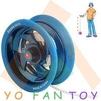 Free Shipping Aoda New Active Roller Bearing Super Funny YoYo Toy Super Ax Yo-Yo