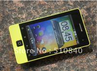 новые разблокировать 5.0' android 4.0 mtk6575 1.0 ГГц dual sim gsm/wcdma 3g gps wifi mp3 камеры смарт-мобильный телефон