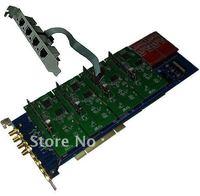 8 ports GSM PCI card, PCI Asterisk card, Aterisk PCI card free- driver