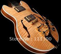 Wholesale new Custom Shop CS-356 Natural Electric Guitar