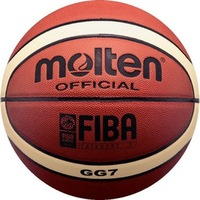 Size7 Molten GG7 basketball, hight quality PU basketball, free shipping with gift, 1pcs/lot