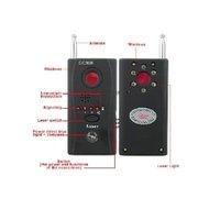 High Quality Full Range Anti Eavesdropping Device and Anti Spy Camera Wireless RF bug Detector Free Shipping DHL UPS HKPAM