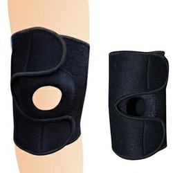 Adjustable Knee Guard Sleeve Patella Support Tendon Brace Strap Stabilizer Pad[030254](China (Mainland))