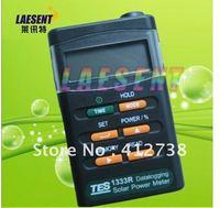 Datalogging Solar Power Meter TES-1333R (RS-232 Interface) ~Free Shipping~