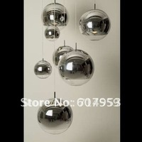 Diameter 30CM Tom Dixon Silver Shade ceiling light Pendant Lamp x1piece + free shipping
