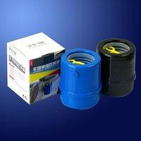 Free shipping 5pcs/lot Car portable folding umbrella barrels retractable umbrella bag color random