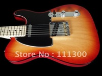 FREE SHIPPING 2012 CUSTOM SHOP TELECASTER CUSTOM SIENNA SUNBURST ELECTRIC GUITAR