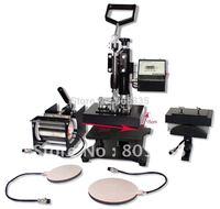 5 in 1 sublimation transfer heat press machine 15x20cm