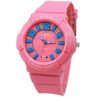 Ots outside sport watch waterproof jelly table watch female fashion quartz luminous watch