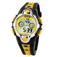 Ottoman waterproof student watch Men fashion electronic personalized sports stopwatch child watch boy watch
