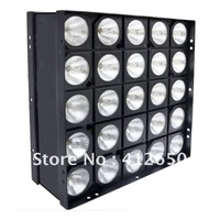 Free Shipping 25 Lamps Matrix light stage great effect light  Factory directly selling