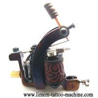 Best selling! Black stealth rotary tattoo machine gun liner tattoo supply needle epuipment 1Pcs/Lot Free shipping
