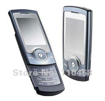 Original phone hot selling U600 cell phone,unlocked u600 mobile phone,fast free shipping via ems 3pcs
