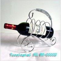Manufacturers wholesale  Wine rack / wrought iron wine rack / metal crafts
