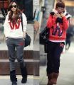 Free Shipping Women Tracksuits Fall Winter Sports Suits Hooded Sweatshirt+Trousers Letter Thicken Fleece Warm Casual Sports Set