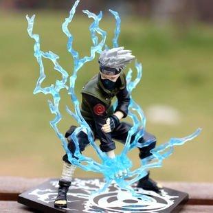 """Free Shipping Anime Naruto 7.1"""" Hatake Kakashi Action Figure"""