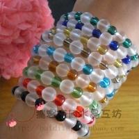 Scrub crystal bracelet crystal bracelet diy bracelet