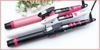 Straightening method and curling method 2-in-1  hair beatuty set Pink Brand Style Hair Straightner Irons hair straightener