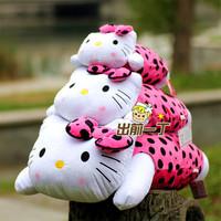 Kitty HELLO KITTY kitty bow polka dot kt cat doll set 3 pillow