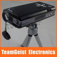 Led pocket projector 30 lumens + LCoS display + Connect PC Palm Pilot multimedia projector mini projector EMS DHL Free Shipping