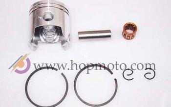 Piston Kit for 2 stoke air cooled engine 47cc or 49cc Pocket Bike ATV Quad Mini bike