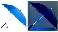 CPAM free shipping hot sale  Wholesale LED light umbrella novelty items  Led flashlight umbrella