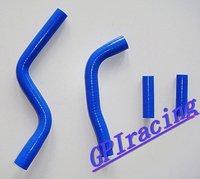 YZ125 03-08 motorcycle silicone radiator hose kit  YZ 125 03 04 05 06 07 08