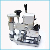 Hot Foil Stamping Machine Tipper For ID PVC Cards