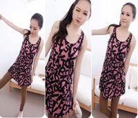 H1216 m Large plus size clothing summer tank dress four seasons all-match basic dress tank dress