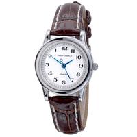 2012 Newest Time time classic fashion lady quartz watch waterproof women's strap Free Shipping