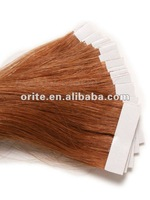 hot selling !!!! brazilian remy cheap tape hair extensions