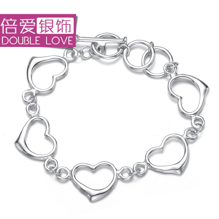bracelet in silver for girls