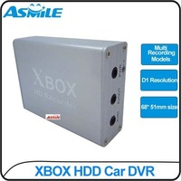 Mini DVR modul 1ch full D1 DVR XBOX DVR manufacturers from asmile