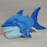 "Free Shipping Finding Nemo Bruce Shark Plush 12"" Stuffed Toy Retail"