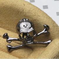E9242 queer accessories fashion skull brooch punk skull pins
