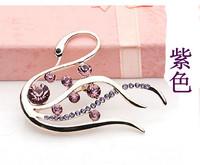A007 accessories rhinestone brooch rhinestone brooch pin brooch corsage