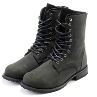 Top Quality hot fashion mens winter shoes brand Designer outdoor boots waterproof  leather boots martin flats shoes plus size