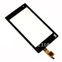 50pcs/lot Original Digitizer Touch Screen Glass parts FOR Samsung Sidekick 4G T839(China (Mainland))