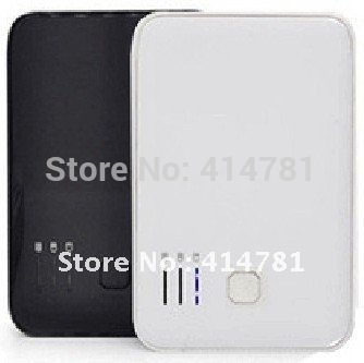 High Quality 5000mAh External Battery Charger Power Bank 2 Dual USB 2A for iPad iPhone 4 4s UPS DHL EMS HKPAM CPAM(China (Mainland))