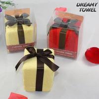 Cake towel lock time birthday gift marriage wedding