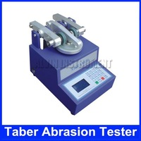 Free Shipping Taber Abrasion Tester abraser Rotational Abrasion Tester  meets main international standards Two run speed