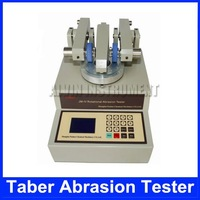 Free Shipping Taber Rotary Abraser(adbrader)  Abrasion Tester ASTM F510, D4060, BS3900,  E15, ISO 7784.2