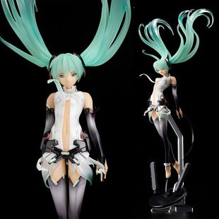 1/8 scale , 29.5cm VOCALOID hatsune miku  action figure japanese figurines anime  sex doll