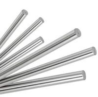 4pcs  D 10mm x 600mm CNC Linear Shaft   Hardened Rod Linear Motion