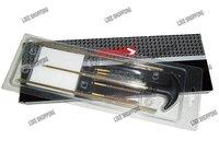 Shotgun Rifle Gun Brush Cleaning Set Kit For 22.5cm to 7.5cm