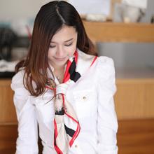 cheap silk scarf dress