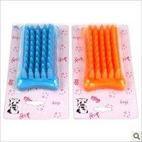 Wholesale - pet supplies dog pet brush bath brush pet bath shower essential free shipping 10pcs/lot