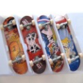 4 Pack Finger Board Tech Deck Truck Skateboard Boy Toy Party Favor Kids children[030574](China (Mainland))