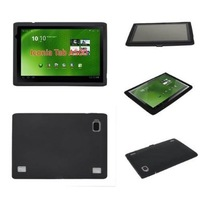 Silicone Skin Case For Acer Iconia Tab A500 10.1 inch Tablet - Smoke Free Shipping
